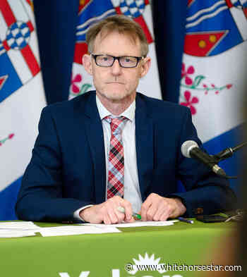 Whitehorse Daily Star: Yukon's total COVID case count rises to 96: Hanley - Whitehorse Star
