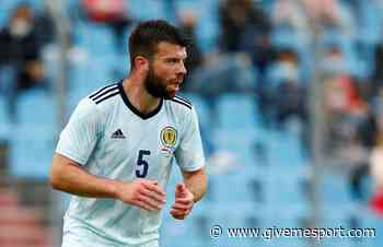 Grant Hanley urges Scotland to embrace the occasion at Euro 2020 - GIVEMESPORT