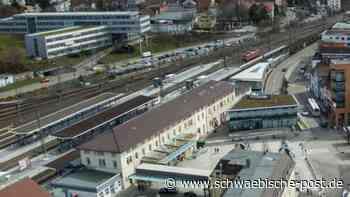 Polizei sucht Zeugen nach Körperverletzung am Aalener Bahnhofsplatz   Aalen - Schwäbische Post