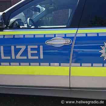 Chaosfahrt durch Geseke beschäftigt Polizei - Hellweg Radio