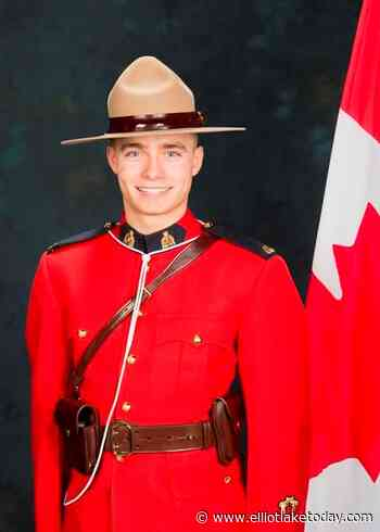 CP NewsAlert: On-duty RCMP officer dies in Saskatchewan - ElliotLakeToday.com