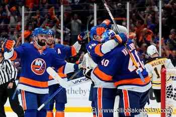 'New York Saints' moniker catches on during Islanders run - ElliotLakeToday.com