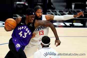 Raptors forward Siakam out around five months after shoulder surgery - ElliotLakeToday.com