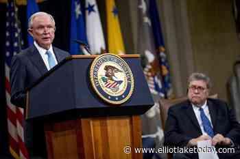 DOJ seeks internal probe on seizure of Democrats' data - ElliotLakeToday.com