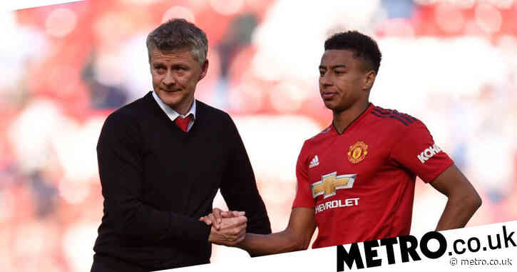 Jesse Lingard tells Ole Gunnar Solskjaer he wants to stay at Manchester United in candid meeting