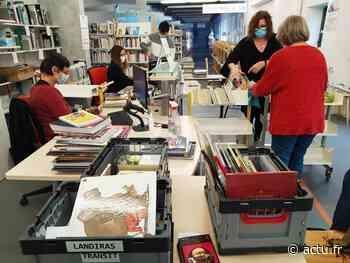 Bourse aux livres, sortie photo, expo... Les bibliothèques de Podensac, Illats, Landiras s'animent - actu.fr