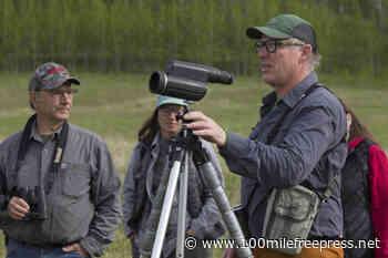 Birders flock to annual spring walk – 100 Mile House Free Press - 100 Mile Free Press