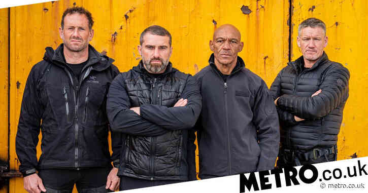 Jason Fox was 'disappointed' with the 2021 SAS: Who Dares Wins recruits