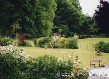 Were Herefordshire's green spaces nicer in the 1990s?