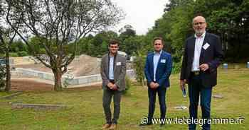 Quimper - Les 20 ans du site de recyclage de Quimper-Pluguffan, une histoire en béton ! - Le Télégramme
