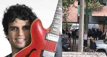 Pedro Suárez Vértiz recibe serenata de la banda 'Los Méndez' de Trujillo - Diario Perú21