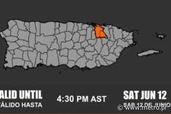 Emiten advertencia de inundaciones para San Juan y Trujillo Alto - Diario Metro de Puerto Rico