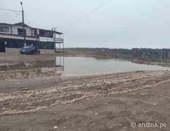 La Libertad: reportan oleajes en litoral de Trujillo y cierran el puerto de Salaverry - Agencia Andina