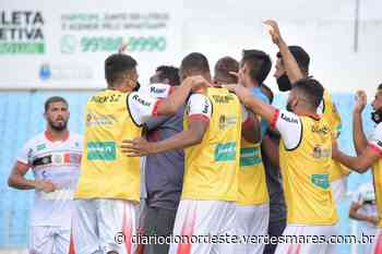 Guarany de Sobral vence Moto Club por 2 a 0 e assume liderança da Série D - Diário do Nordeste