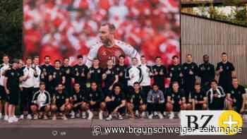 Drama um Christian Eriksen: So reagiert die Fußball-Welt