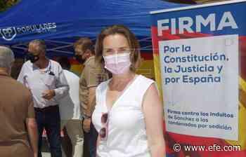 """Gamarra: independentistas presionan a Sánchez porque """"no tiene principios"""" - Agencia EFE"""