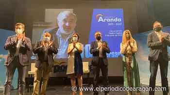 Cuca Gamarra ensalza la gestión de Aranda en Calatayud - El Periódico de Aragón