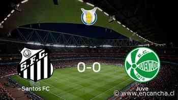Santos FC y Juventude se reparten los puntos en un partido sin goles (0-0) - EnCancha.cl