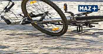 Radfahrer stoßen in Falkensee zusammen: Zehnjähriger Junge schwer verletzt - Märkische Allgemeine Zeitung