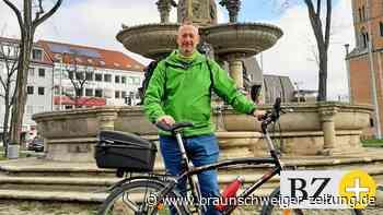 Eine Radtour an die Braunschweiger Stätten des Grauens