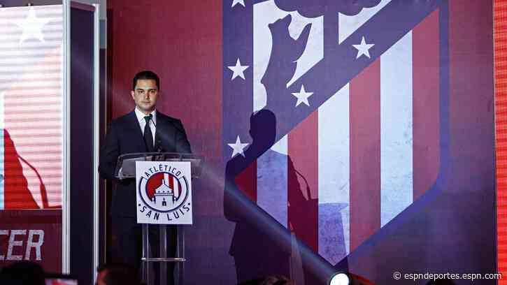 Atlético de Madrid quiere hacer valer su inversión en San Luis - ESPN Deportes
