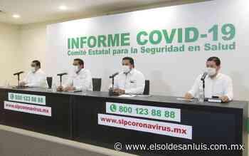 Reporte diario de Covid-19 será suspendido en San Luis Potosí - El Sol de San Luis