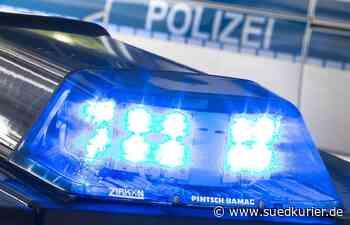 Stockach: Fahranfängerin prallt mit Auto gegen Mauer - SÜDKURIER Online
