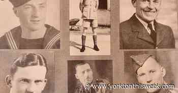 Legion banner project has found interesting stories - Yorkton This Week