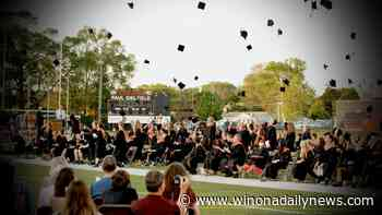 IN PHOTOS: Winona Senior High School Commencement Exercises 2021 - Winona Daily News