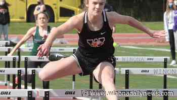 MSHSL track and field: Winona's Hughes readies for busy section schedule - Winona Daily News