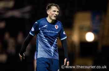 Regan Hendry bids heartfelt social media farewell to Raith Rovers fans - The Courier