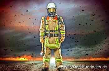 Firefit-Challenge - Die härtesten zwei Minuten im Feuerwehrsport - inSüdthüringen