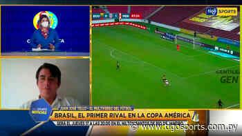 Juan José Tello en contacto con Tigo Sports - Tigo Sports