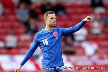 England footballer Henderson: NHS staff are the true heroes - Wandsworth Guardian