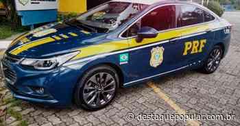 Suspeito de furto em Resende é preso pela PRF em Casemiro de Abreu - Destaque Popular