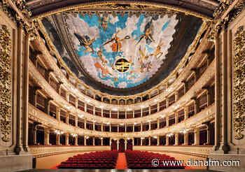 """Visitas revelam """"segredos do Teatro Garcia de Resende - DianaFM"""