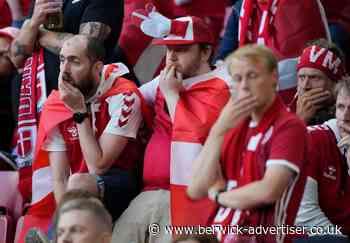 Christian Eriksen receives CPR after collapsing during Denmark vs Finland - Berwick Advertiser