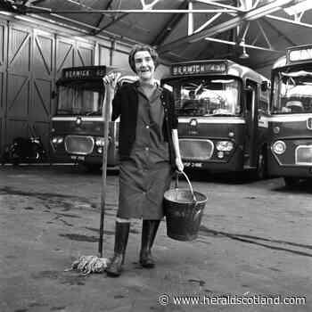 Portfolio: Annie Weatherburn, Berwick-upon-Tweed, 1970 | HeraldScotland - HeraldScotland