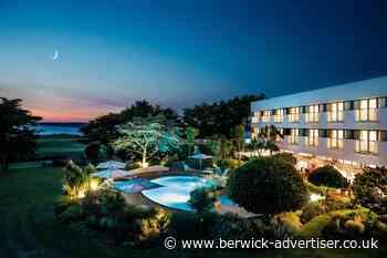 Win a gourmet break at Jersey's luxurious Atlantic Hotel - Berwick Advertiser