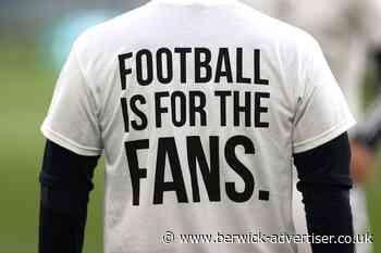 Hundreds in Northumberland back football reform debate - Berwick Advertiser