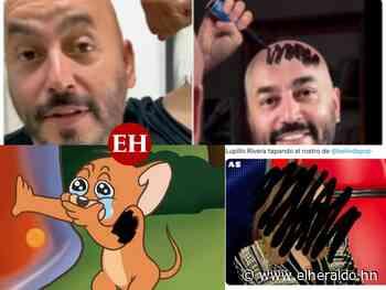 FOTOS: Los mejores memes de Lupillo Rivera y su tatuaje para cubrir el rostro de Belinda - Diario El Heraldo - ElHeraldo.hn