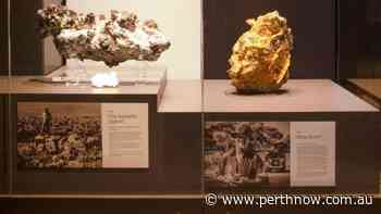 The Perth Mint puts King Henry and Karratha Queen, massive gold and silver specimens, on display - PerthNow