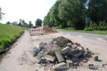 Keine neue Ausschreibung beabsichtigt: Landkreis Stade hält an Planung zur K39-Sanierung fest - Kreiszeitung Wochenblatt