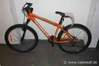 Ahlen. Besitzer eines Mountainbikes gesucht - Radio WAF