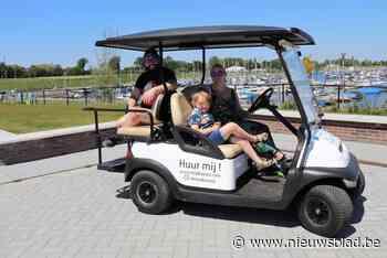 """""""Mooie dag voor ritje met E-cars"""""""