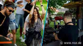 Video: Endlich wieder Tanzen: Bad Iburger Kultbrache erfüllt von Elektroklängen - noz.de - Neue Osnabrücker Zeitung