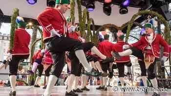 Münchner Schäffler wollen 2021 außerplanmäßig tanzen - t-online.de