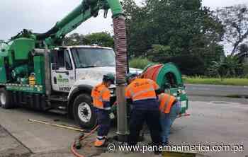 Usan la red de alcantarillado de Arraiján y La Chorrera para desechar lubricantes - Panamá América