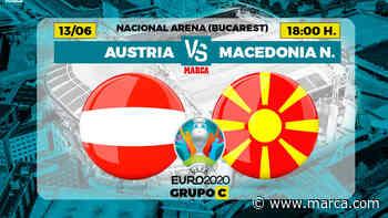 Austria - Macedonia del Norte: Turno para David Alaba - MARCA.com