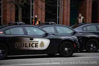 Vancouver police officer charged with assault during an arrest in 2019 - Clearwater Times